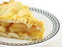 Apple pie close Stock Photo