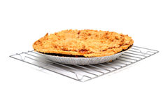 Apple Pie Cooling Stock Image
