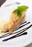 Apple Pie Dessert Royalty Free Stock Image
