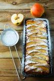 Apple pie dessert tart Royalty Free Stock Images