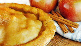 Apple Pie Fresh from the Oven Royalty Free Stock Photography