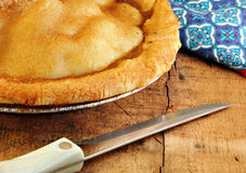 Apple Pie Fresh from the Oven Royalty Free Stock Photo