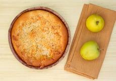 Apple Pie - Freshly Baked Stock Images