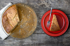 Apple Pie - Freshly Baked Stock Image