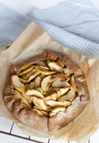Apple galette Royalty Free Stock Image