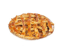 Apple pie homemade Royalty Free Stock Photos