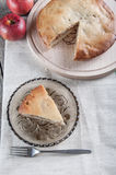 Apple pie Stock Photos