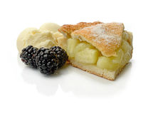 Apple pie II Royalty Free Stock Photos