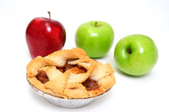 Apple Pie For One Royalty Free Stock Images