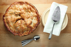 Apple pie Royalty Free Stock Photography