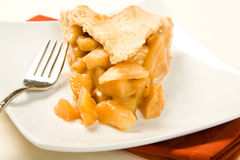 Apple Pie Slice Royalty Free Stock Photo