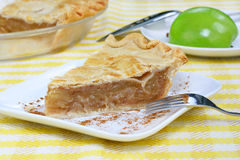 Apple Pie Slice Royalty Free Stock Image