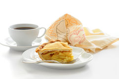 Apple Pie Slice Royalty Free Stock Image