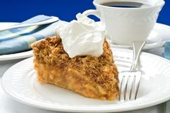 Apple Pie Slice Royalty Free Stock Images
