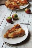 Apple pie,  tart Stock Photos