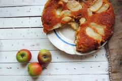 Apple pie,  tart Royalty Free Stock Images