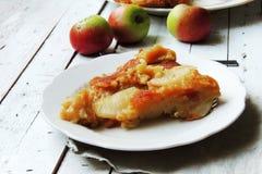 Apple pie,  tart Stock Photo