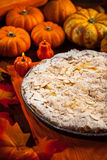 Apple pie for Thanksgiving Stock Image