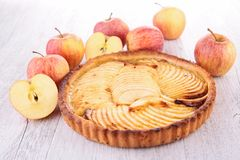 Apple pie Royalty Free Stock Photos