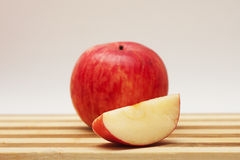 A apple piece d Royalty Free Stock Images