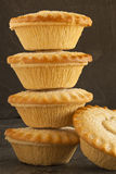 Apple pies Royalty Free Stock Photos