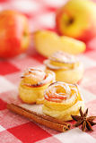 Apple pies dessert Stock Photography