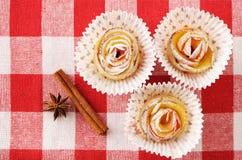 Apple pies dessert Royalty Free Stock Photo