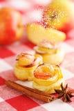 Apple pies dessert Stock Photos