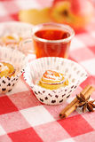 Apple pies dessert Royalty Free Stock Photography