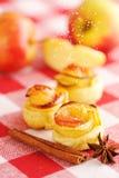 Apple pies dessert Stock Image