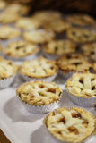 Apple Pies Royalty Free Stock Photos