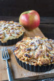 Apple pies Royalty Free Stock Image