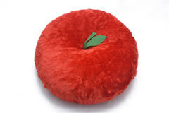 Apple pillow Royalty Free Stock Image