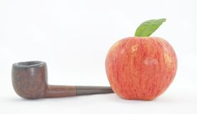 apple pipe Stock Photography