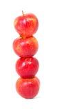 Apple-piramide Stock Afbeeldingen