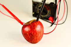 Apple Power Royalty Free Stock Images