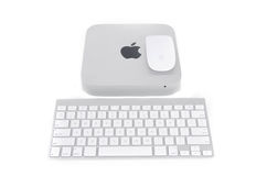 Apple products Stock Photography