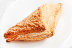Apple puff pastry Royalty Free Stock Photos