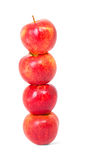 Apple pyramid Stock Images