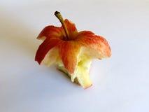 Apple quita el corazón Imágenes de archivo libres de regalías