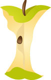 apple rdzenia Obraz Royalty Free