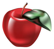 Apple_red Illustrazione Vettoriale