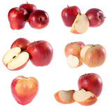 Apple, red Stock Image