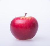 Apple or red apple on a background. Royalty Free Stock Images