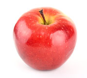 Apple red. Isolated Royalty Free Stock Photo