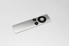 Apple remote Royalty Free Stock Images