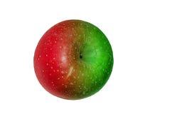Apple Rojo-Verde Imágenes de archivo libres de regalías