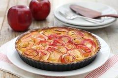Apple rose tart Royalty Free Stock Images