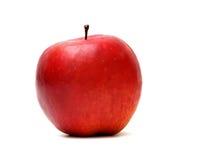 Apple rosso fresco immagine stock