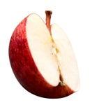 Apple rouge photo libre de droits